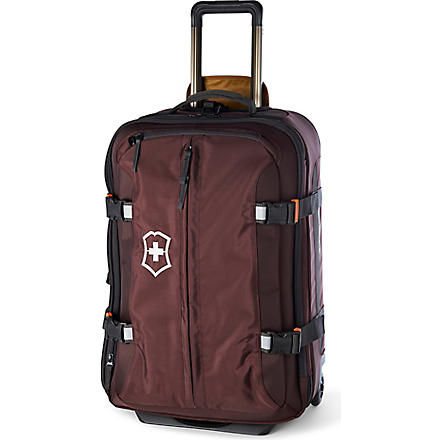 VICTORINOX CH–97 two-wheel suitcase 64cm (Purple
