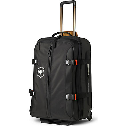 VICTORINOX CH–97 two-wheel suitcase 71cm (Black