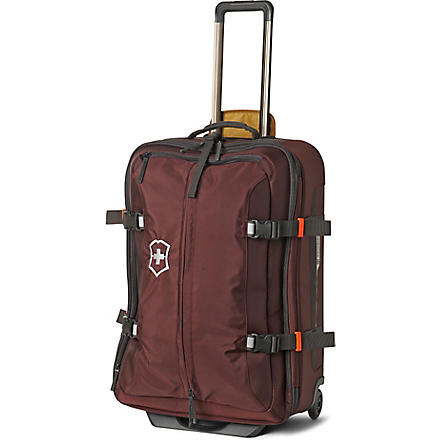 VICTORINOX CH–97 two-wheel suitcase 71cm (Purple