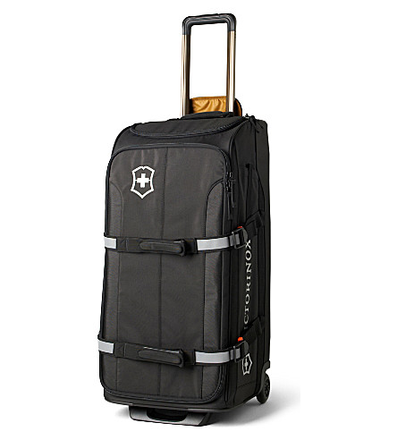 VICTORINOX CH–97 Alpineer wheeled duffel bag (Black