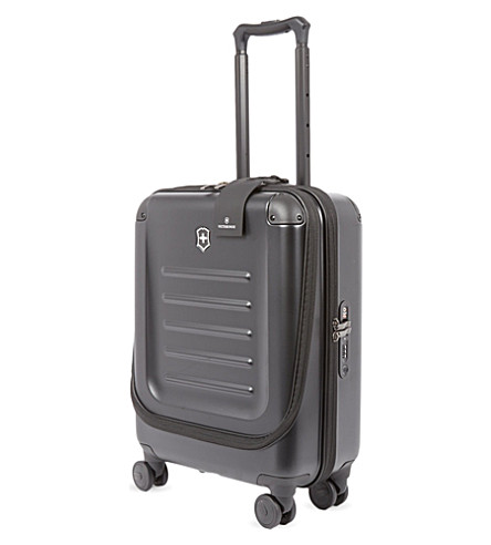 VICTORINOX Spectra 2.0 eight-wheel cabin case 55cm (Black