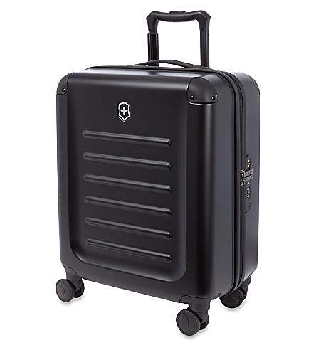 VICTORINOX Spectra 2.0 8 wheel cabin case 41cm (Black