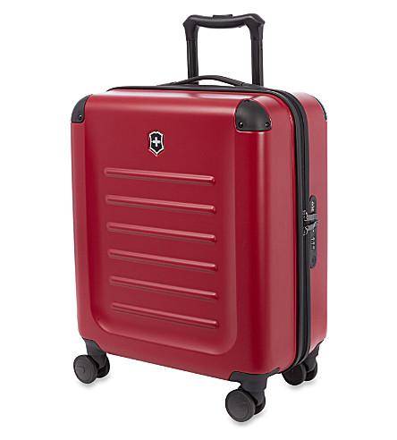 VICTORINOX Spectra 2.0 8 wheel cabin case 41cm (Red