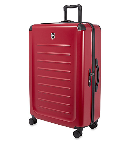 VICTORINOX Spectra 2.0 8 wheel suitcase 82cm (Red