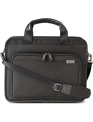 """VICTORINOX Wainwright 13"""" laptop briefcase"""