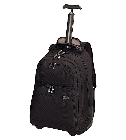 VICTORINOX Architecture 3.0 Big Ben wheeled laptop backpack (Black