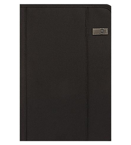 VICTORINOX Victorinox Wright padfolio (Black