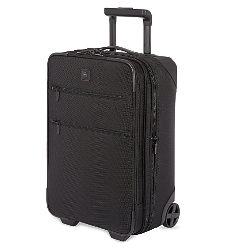 VICTORINOX Lexicon expandable cabin case 51cm (Black