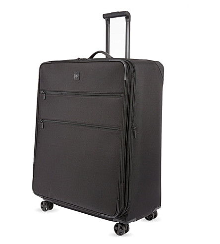 VICTORINOX Lexicon expandable spinner suitcase 76cm (Black