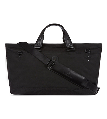 VICTORINOX Lexicon deluxe carry-all tote (Black