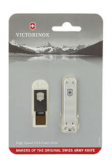VICTORINOX Slim 16GB high-speed flash drive