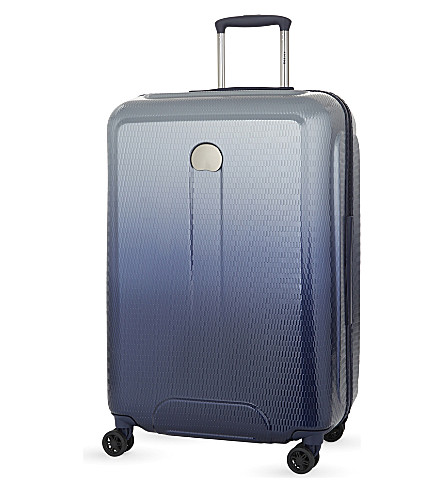 DELSEY Helium Air 2 four-wheel cabin suitcase 70cm (Gradient+navy