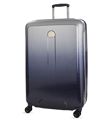 DELSEY Helium Air 2 four-wheel suitcase 76cm (Gradient+navy