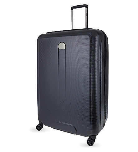 DELSEY Helium Air 2 four-wheel suitcase 82cm (Black