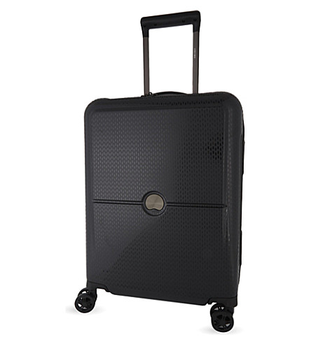 DELSEY Turenne four-wheel suitcase 55cm (Black