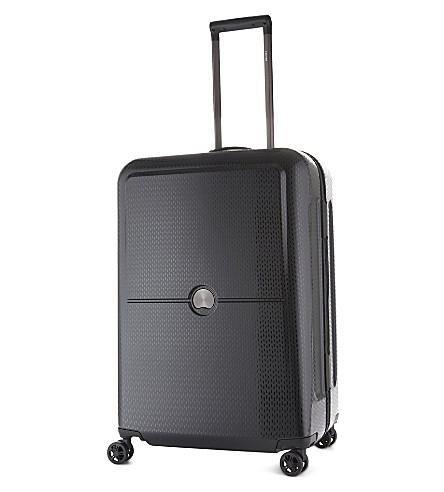 DELSEY Turenne four-wheel suitcase 70cm (Black