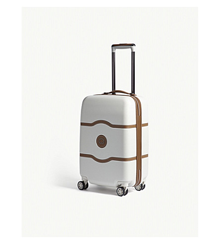 DELSEY Chatelet Air cabin suitcase 55cm (Angora