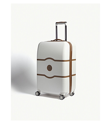 DELSEY Chatelet Hard four-wheel suitcase 67cm (Angora