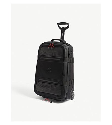 DELSEY Montsouris cabin suitcase 55cm (Black