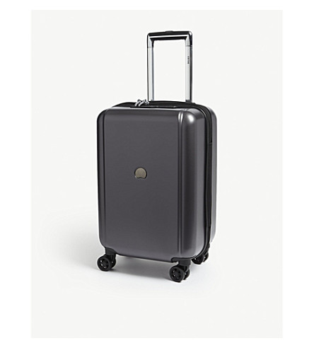 DELSEY Pluggage suitcase 55cm (Black