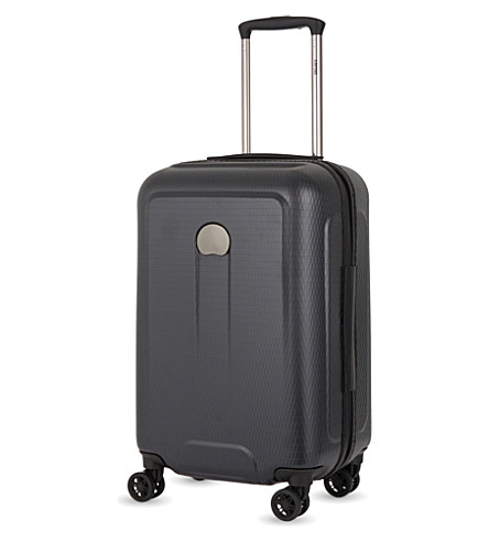 DELSEY Helium Air 2 four-wheel suitcase 55cm (Black