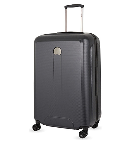DELSEY Helium Air 2 four-wheel suitcase 76cm (Black