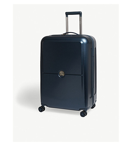 DELSEY Turenne four-wheel suitcase 70cm (Night+blue