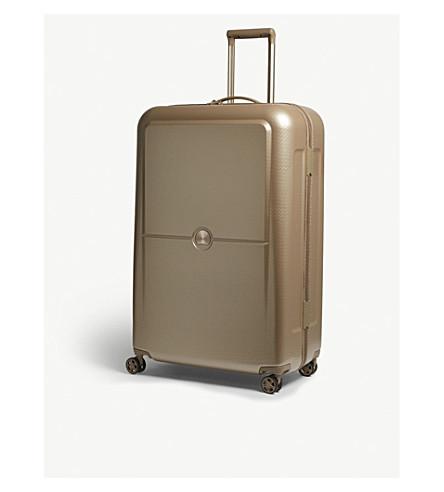DELSEY Turenne four-wheel suitcase 82cm (Beige