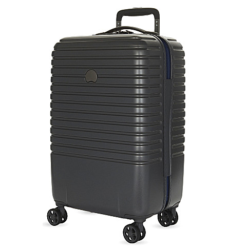 DELSEY Caumartin four-wheel cabin suitcase 55cm (Anthracite