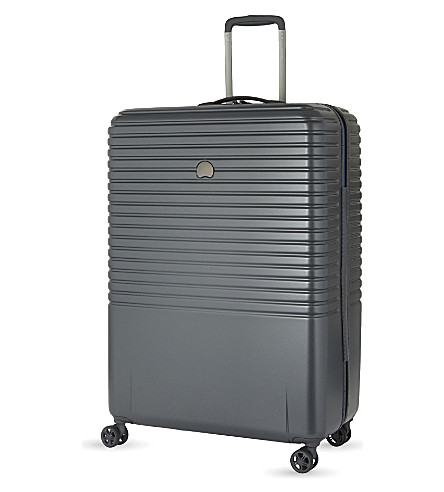 DELSEY Caumartin four-wheel suitcase 76cm (Anthracite