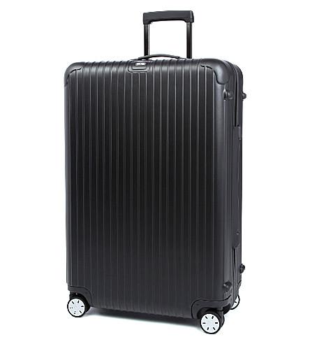 RIMOWA Salsa Spinner suitcase 81cm (Black
