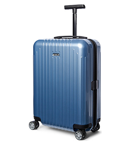 RIMOWA Salsa Air four-wheel cabin suitcase 55cm (Ice blue