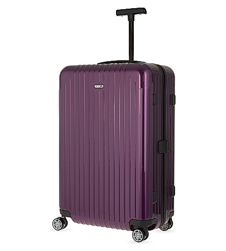 RIMOWA Salsa Air four-wheel suitcase 67cm (Ultra+violet