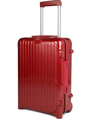 RIMOWA Salsa Deluxe IATA two-wheel cabin suitcase 55cm