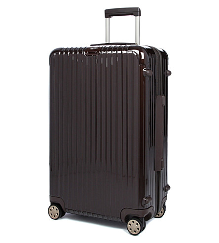 RIMOWA Salsa Deluxe four-wheel suitcase 74cm (Brown