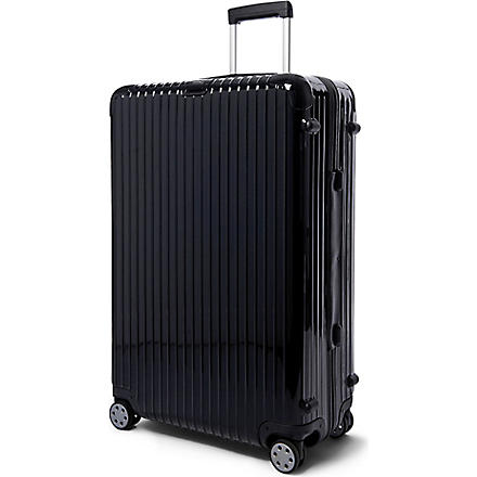 RIMOWA Salsa Deluxe four-wheel suitcase 81cm (Black