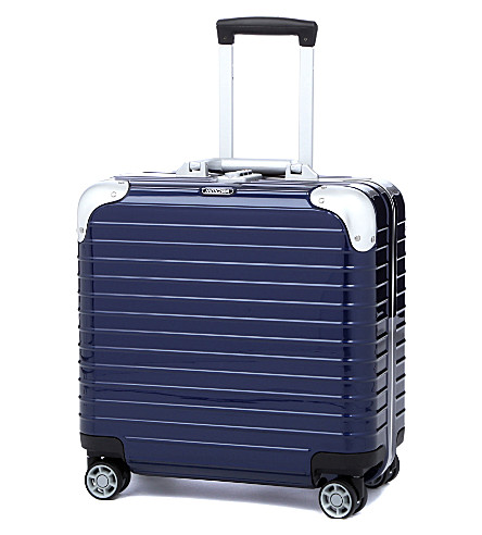 RIMOWA Limbo four-wheel business trolley 40cm (Night+blue