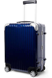 RIMOWA Limbo four-wheel cabin suitcase 56cm