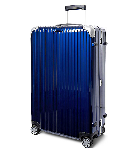 RIMOWA Limbo four-wheel spinner suitcase 81cm (Night+blue