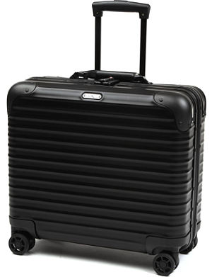 RIMOWA Topas Stealth four-wheel business trolley