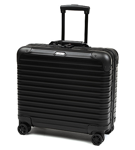 TOPAS STEALTH FOUR-WHEEL BUSINESS TROLLEY