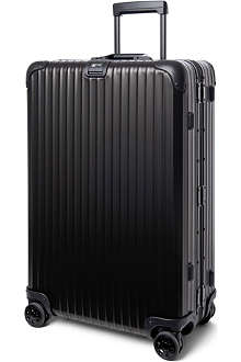 RIMOWA Topas Stealth four-wheel suitcase 74.5cm