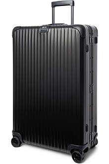 RIMOWA Topas Stealth four-wheel suitcase 81.5cm