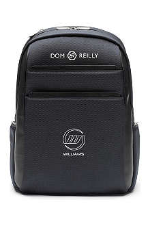 DOM REILLY For Williams rucksack