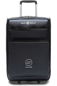 DOM REILLY For Williams two-wheel cabin suitcase 54cm
