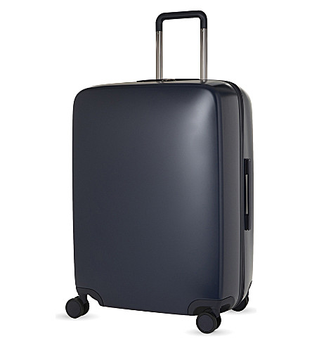 RADEN The a28 four-wheel suitcase 71cm (Navy+matte