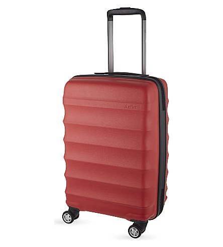 ANTLER Juno B1 four-wheel cabin case 56cm (Red
