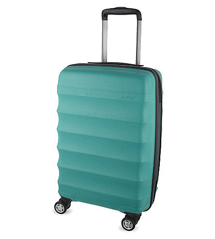 ANTLER Juno B1 four-wheel cabin case 56cm (Teal