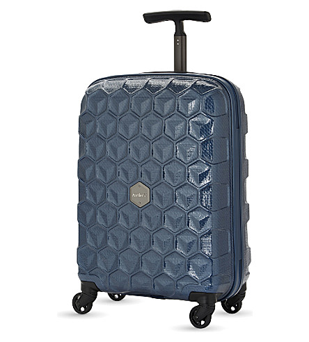 ANTLER Atom four-wheel cabin suitcase 55cm (Blue