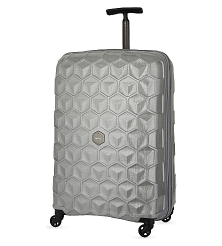 ANTLER Atom four-wheel suitcase 74cm (Silver